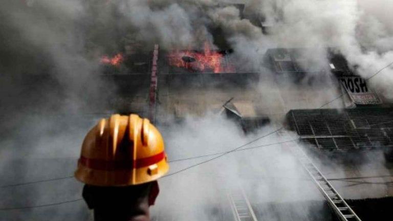 Incendio divampa in una casa di cura per anziani in Russia, nel Bashkortostan: 11 i morti, soccorsi in azione