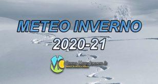 METEO INVERNO 2020-21 - Gli INDICI fanno presagire un OTTIMO proseguo di STAGIONE dinamica; ecco la tendenza
