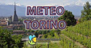 METEO TORINO - Aria FREDDA con NEVE in atto sul PIEMONTE; ecco le previsioni