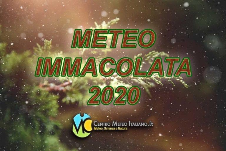 METEO IMMACOLATA – Prima decade di Dicembre condizionata dal FLUSSO ATLANTICO, ma anche FREDDO