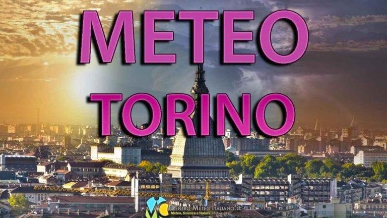 METEO TORINO – Possibile ancora qualche ROVESCIO, poi STOP al MALTEMPO, ecco le previsioni