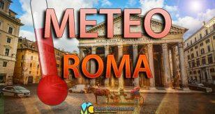 Previsioni meteo Roma.