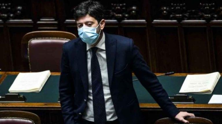"""Covid-19, Speranza annuncia: """"Sarò in Parlamento il 2 dicembre per presentare il piano strategico dei vaccini…"""""""