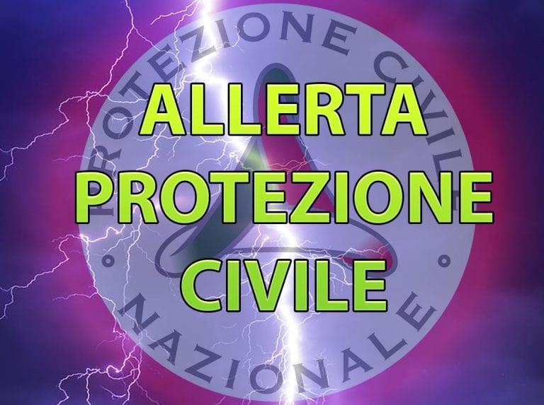 METEO – ACQUAZZONI e NUBIFRAGI in arrivo, la Protezione Civile dirama l'ALLERTA, ecco dove
