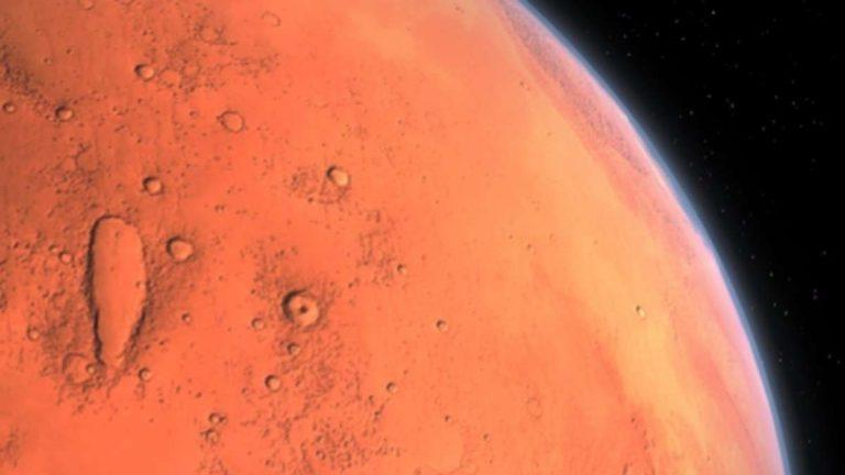 Gli scienziati hanno identificato il posto migliore in cui la vita è esistita in passato su Marte