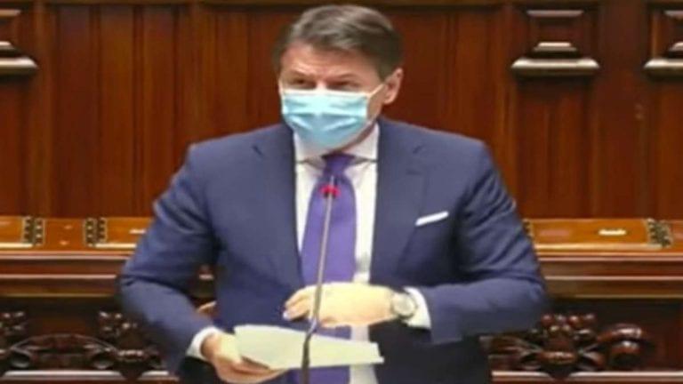 """Coronavirus, Conte: """"tutti dicono delle pesanti conseguenze del COVID-19 per il 2021-2022 ma c'è il piano per far ripartire l'Italia"""". Le dichiarazioni"""