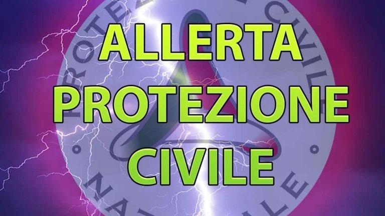 METEO – PIOGGE e ACQUAZZONI in arrivo in ITALIA, scatta l'ALLERTA della Protezione Civile, ecco le città colpite