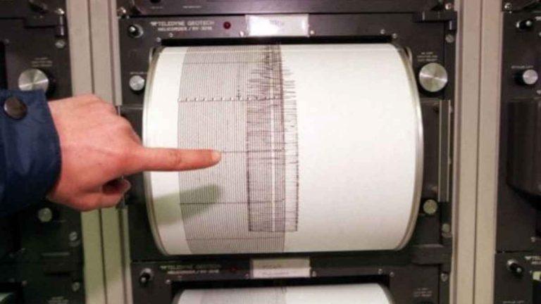 Terremoto, sequenza sismica in corso in provincia di Reggio Calabria: i dati ufficiali INGV