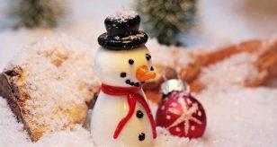 Freddo e neve possibile durante le prossime feste di Natale - pxhere.com