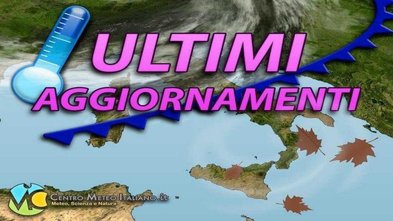 METEO CAPODANNO – ipotesi COLLASSO del vortice polare, ITALIA nel mirino del MALTEMPO invernale