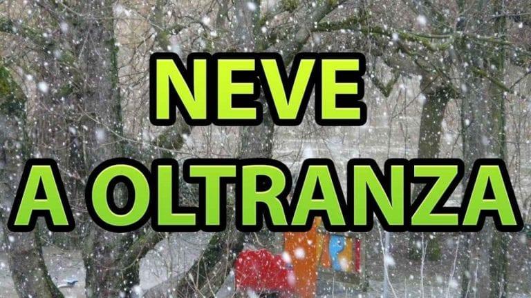 METEO – INVERNO a pieno regime con il ritorno della NEVE entro CAPODANNO al nord-ovest ITALIA