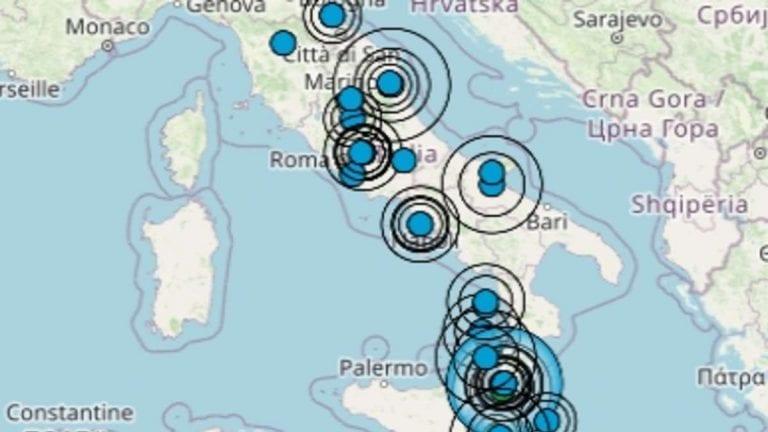 Terremoto in Sicilia oggi, 22 dicembre 2020, scossa M 4.4 ben avvertita in provincia di Ragusa – Dati Ingv