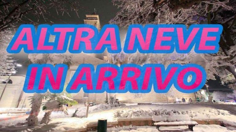 METEO ALPI – Tantissima NEVE in ARRIVO, con accumuli fino ad UN METRO su queste località