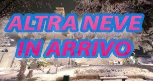 METEO ALPI - Tantissima NEVE in ARRIVO, con accumuli fino ad UN METRO su queste località
