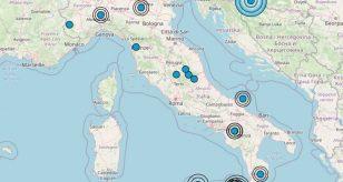 Terremoto Lazio oggi, sabato 9 gennaio 2021: scossa M 2.2 in provincia di Roma   Dati ufficiali INGV
