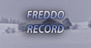 METEO - Battuti svariati RECORD di FREDDO! TEMPERATURE in Spagna GELIDE, scalzati alcuni primati appartenenti agli ANNI '50