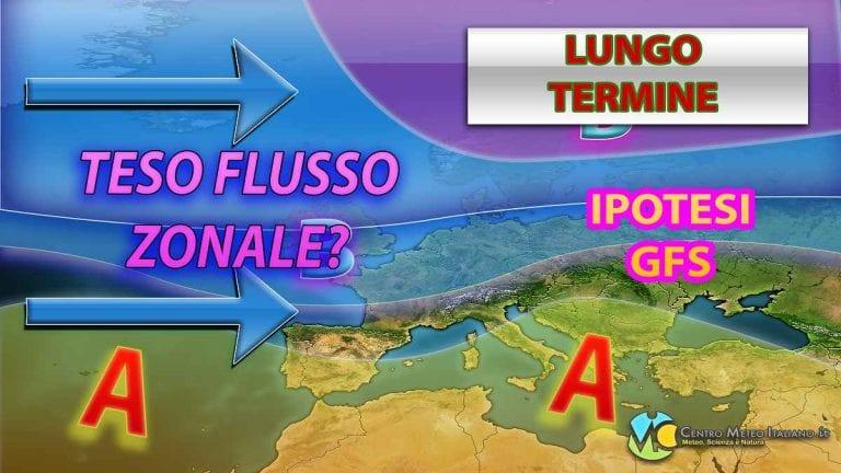METEO WEEKEND – sventagliata FREDDA poi ITALIA tra flusso atlantico e anticiclone