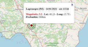 Le ultime scosse di terremoto registrate in Italia e all'estero - Foto @OpenStreetMap Contributors
