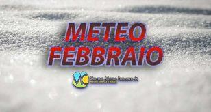 METEO FEBBRAIO - Possibile mese più PIOVOSO e MITE in vista Ecco le ULTIME