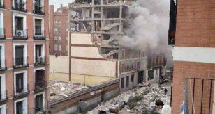 Madrid, devastante esplosione, palazzo smembrato: cosa sta succedendo e i dettagli dell'incidente