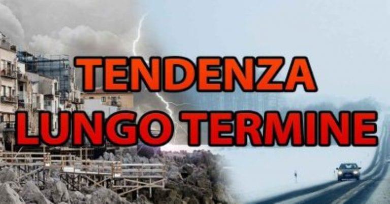 METEO PALERMO – La settimana inizia con il MALTEMPO ma ATTENZIONE, nei prossimi giorni SOLE e CALDO anomalo