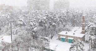 Temperature in calo in Italia e neve in arrivo specie a tratti copiosa sull'Appennino