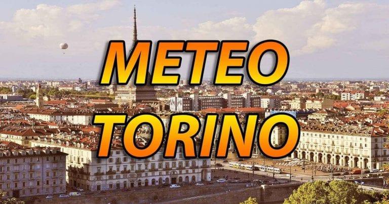 METEO TORINO – SOLE ma anche freddo in città con le TEMPERATURE sottozero, previsioni per i prossimi giorni