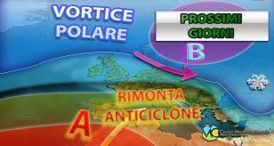 METEO - Definitivo allontanamento della PERTURBAZIONE, generale miglioramento in ITALIA, ecco cosa attendersi prossimamente