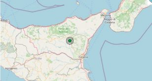 terremoto in Sicilia