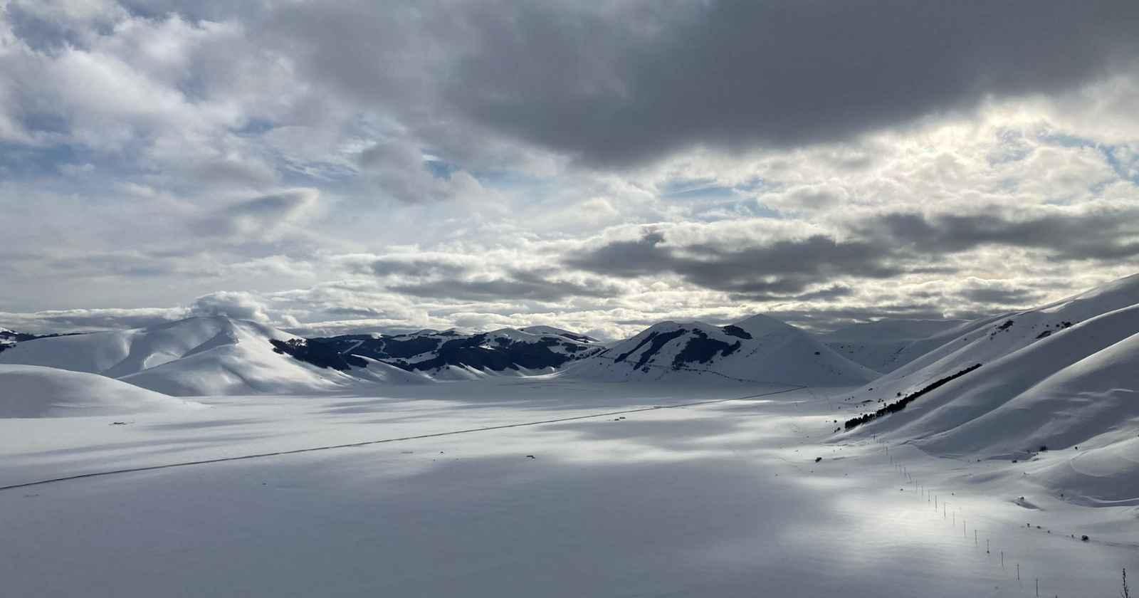 Nevicate previste su Alpi e Appennino nei prossimi giorni