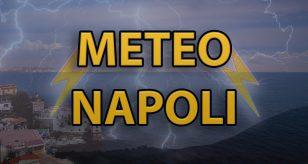 Grafica di copertina per le previsioni meteo di Napoli - Centro Meteo italiano