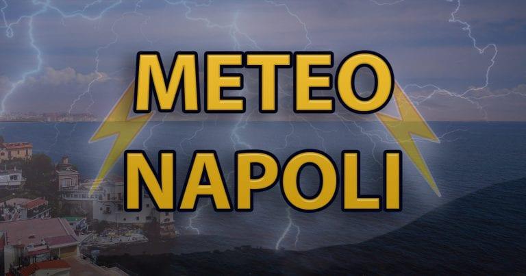 METEO NAPOLI – Anticipo di PRIMAVERA con SOLE e clima CALDO, le previsioni fino al WEEKEND