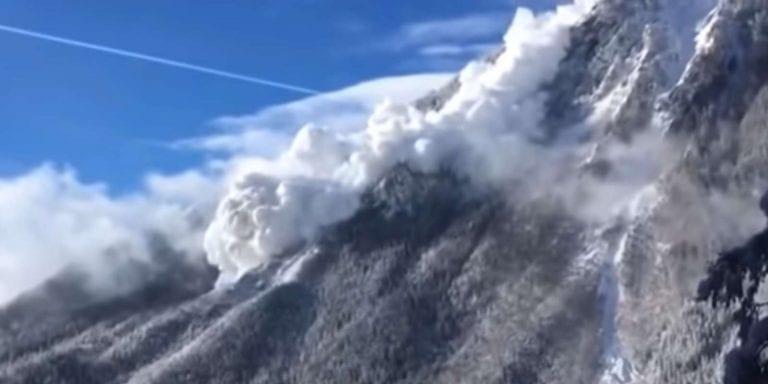 Grossa valanga nel nord Italia provoca danni e disagi. Ecco cos'è successo