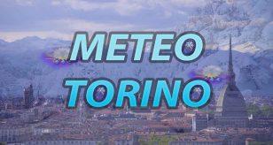 Previsioni meteo per la città di Torino.