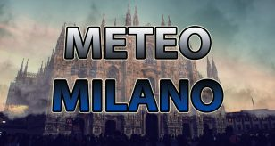 Grafica delle previsioni meteo di Milano - Centro Meteo Italiano