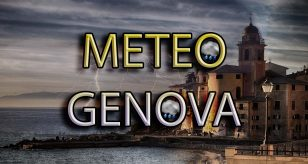 Le previsioni meteo per Genova dei prossimi giorni - grafica a cura del Centro Meteo Italiano