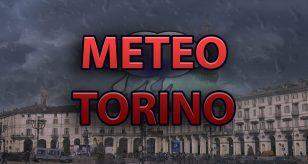 Grafica per le previsioni meteo di Torino a cura del Centro Meteo italiano