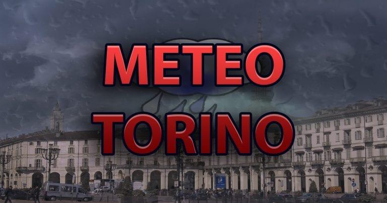 METEO TORINO – PERTURBAZIONI in arrivo da nord-ovest porteranno tempo INSTABILE e piogge. SOLE e CALDO nel WEEKEND