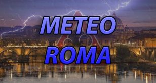 METEO ROMA - piogge o temporali nei prossimi giorni