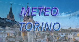 Previsioni grafiche per la città di Torino a cura del Centro meteo Italiano