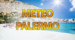 Grafica per le previsioni meteo di Palermo e la Sicilia a cura del Centro Meteo Italiano