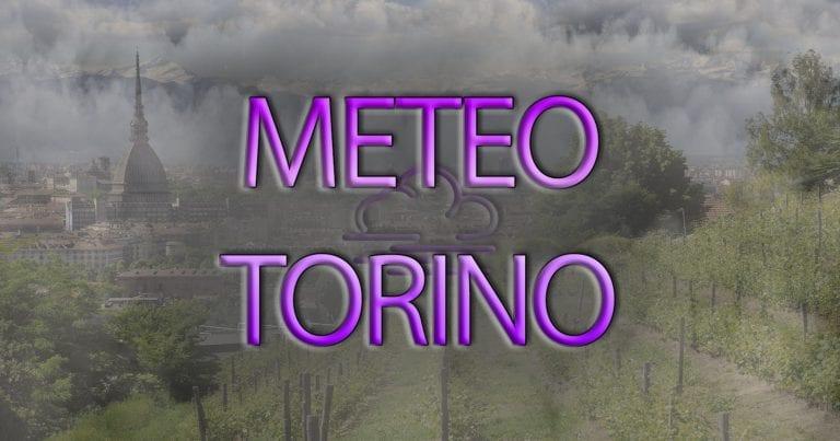 METEO TORINO: Pioviggini in queste prime ore della giornata, MALTEMPO in vista per la prossima settimana