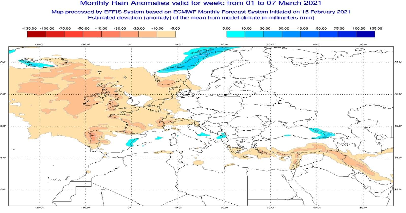 Anomalie di precipitazione previste tra il 1 e il 7 marzo - effis.jrc.ec.europa.eu.jpg