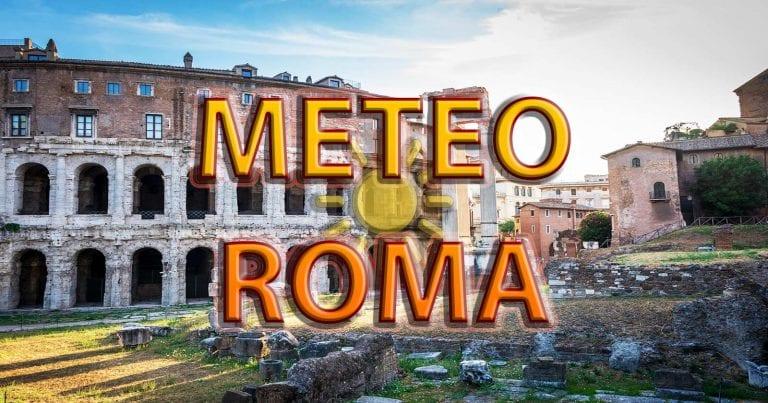 METEO ROMA – L'ANTICICLONE si insedia sul MEDITERRANEO, fase stabile prolungata ai primi di MARZO