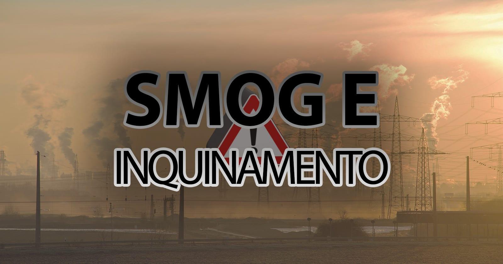 Smog e inquinamento previsto per i prossimi giorni - Centro Meteo Italiano