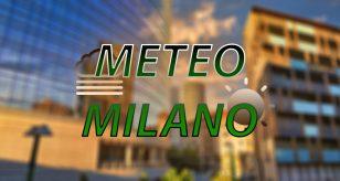 Previsioni grafiche per Milano a cura del Centro Meteo Italiano