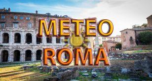 Previsioni per la città di Roma a cura del Centro Meteo Italiano