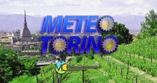 Tempo previsto per la città di Torino