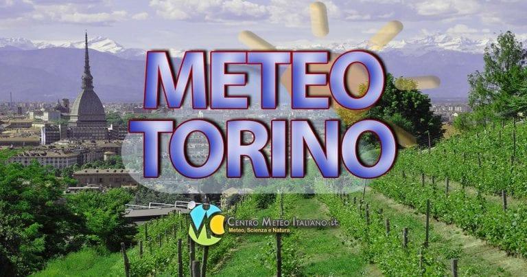 METEO TORINO – BEL TEMPO nel weekend, fase stabile prolungata; le previsioni