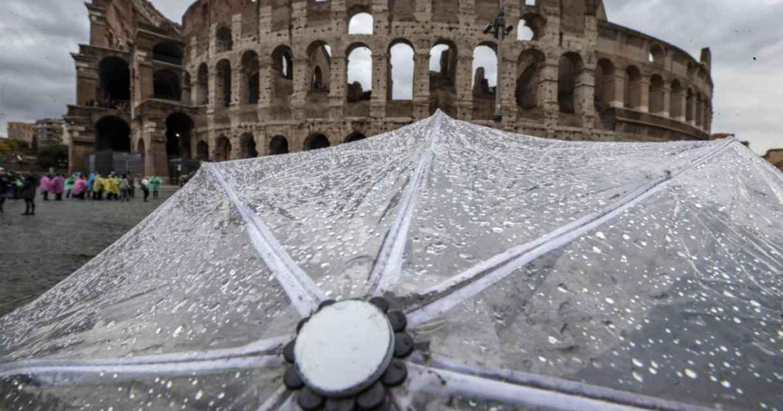 METEO ROMA - Ultimi istanti di STABILITA', torna il MALTEMPO nella Capitale; ecco le previsioni